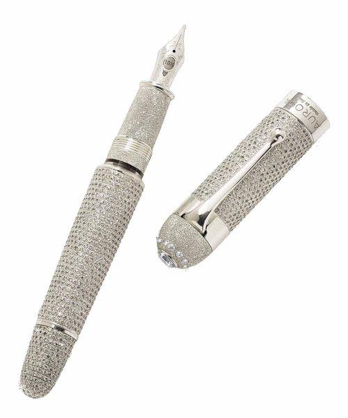 Điều bí mật tạo nên những chiếc bút máy có giá đến 23 tỷ đồng - Ảnh 1
