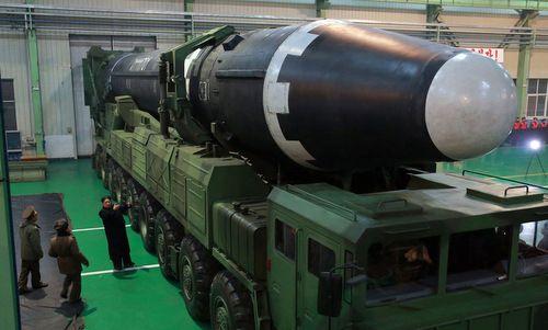 Mỹ dọa 'xóa sổ chính quyền Triều Tiên' nếu bị tấn công hạt nhân - Ảnh 1