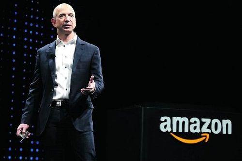Tài sản tỷ phú Jeff Bezos chạm mốc kỷ lục mới - Ảnh 1