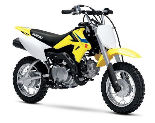 Mẫu mô tô Suzuki DR-Z70 2018 giá 42 triệu đồng sắp sửa trình làng - Ảnh 2
