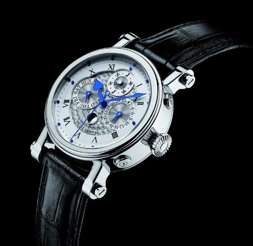 Đồng hồ hàng hiệu làm từ vật liệu hàng không vũ trụ giá đến 300 triệu đồng - Ảnh 1