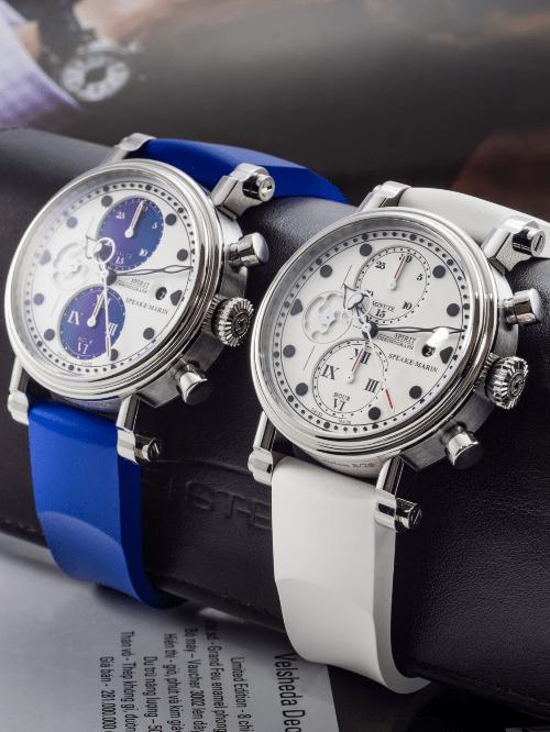 Đồng hồ hàng hiệu làm từ vật liệu hàng không vũ trụ giá đến 300 triệu đồng - Ảnh 4