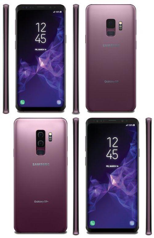 Lộ diện Samsung Galaxy S9/S9+ với 4 màu sắc tuyệt đẹp - Ảnh 1