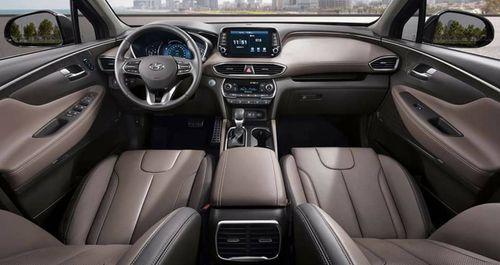 """Cận Tết, người mê xe """"phát sốt"""" với Hyundai Santa Fe 2019 giá chỉ còn hơn 600 triệu đồng - Ảnh 2"""