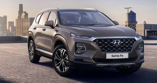 """Cận Tết, người mê xe """"phát sốt"""" với Hyundai Santa Fe 2019 giá chỉ còn hơn 600 triệu đồng - Ảnh 1"""