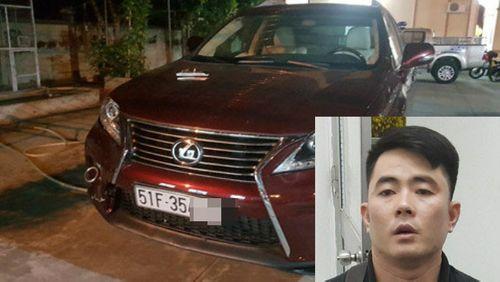 Khởi tố nam thanh niên từ TP HCM xuống Cần Thơ trộm xe Lexus của người tình - Ảnh 1