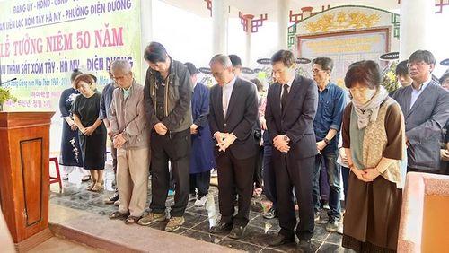 41 người Hàn Quốc cúi đầu xin lỗi vụ thảm sát Hà My - Ảnh 1