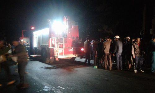 HIện trường vụ cháy biệt thự ở Đà Lạt khiến 5 ngươi thiệt mạng - Ảnh 2