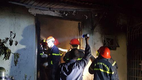 HIện trường vụ cháy biệt thự ở Đà Lạt khiến 5 ngươi thiệt mạng - Ảnh 6