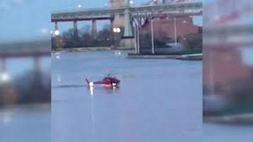 Trực thăng rơi xuống sông New York, 5 người thiệt mạng  - Ảnh 1