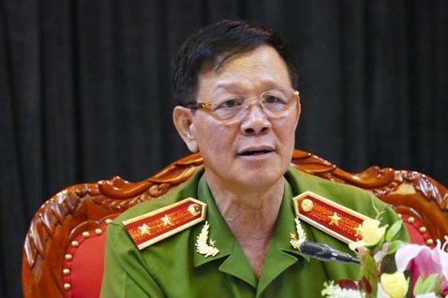 Công an Phú Thọ tiếp tục làm việc với Trung tướng Phan Văn Vĩnh - Ảnh 1