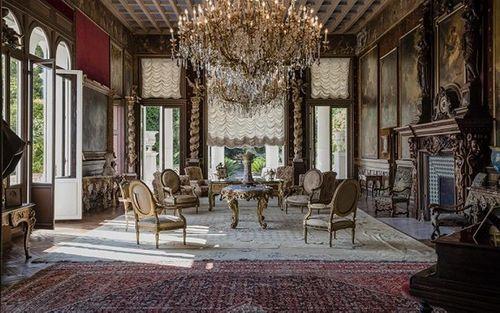 Bí ẩn bên trong ngôi biệt thự đắt nhất thế giới? - Ảnh 5