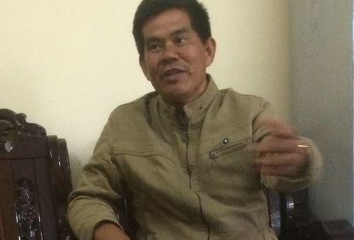 """Bắt tạm giam chủ tịch xã nhận 350 triệu đồng để """"bảo kê"""" phá rừng  - Ảnh 1"""