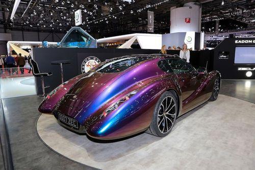 """Siêu xe Chevrolet """"có hình dạng độc nhất quả đất"""" giá 31,8 tỷ đồng  - Ảnh 1"""
