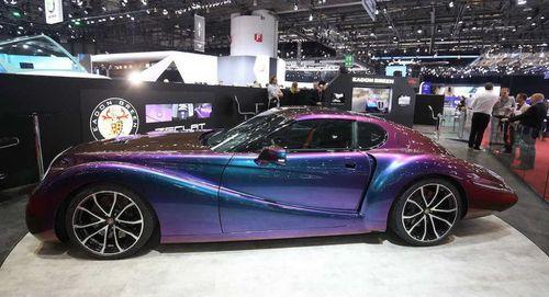 """Siêu xe Chevrolet """"có hình dạng độc nhất quả đất"""" giá 31,8 tỷ đồng  - Ảnh 2"""