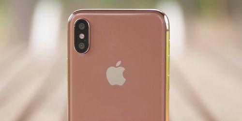 Lộ ảnh iPhone X màu vàng đồng ra mắt vào ngày 27/3? - Ảnh 1