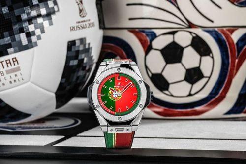 Ra mắt đồng hồ thông minh cập nhật tỉ số dành cho World Cup 2018 - Ảnh 1