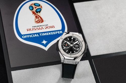 Ra mắt đồng hồ thông minh cập nhật tỉ số dành cho World Cup 2018 - Ảnh 2