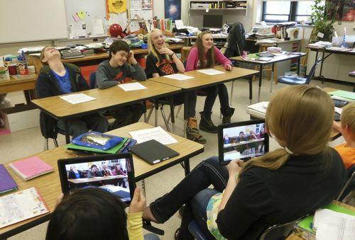 Apple chuẩn bị ra mắt mẫu iPad giá rẻ đến các trường học  - Ảnh 1
