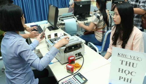 Hà Nội: Đẩy mạnh phương tiện thanh toán không dùng tiền mặt trong Giáo dục  - Ảnh 1