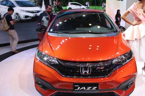 Cận cảnh mẫu  Honda Jazz, giá hơn 500 triệu đồng - Ảnh 2