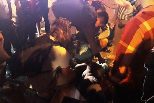 Xử lý chủ quán cơm đánh nữ du khách ngất xỉu tại chợ đêm Đà Lạt - Ảnh 1