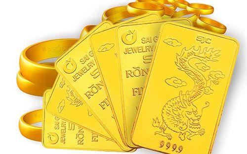 Giá vàng hôm nay 7/3/2018: Vàng SJC vọt tăng 60 nghìn đồng/lượng - Ảnh 1