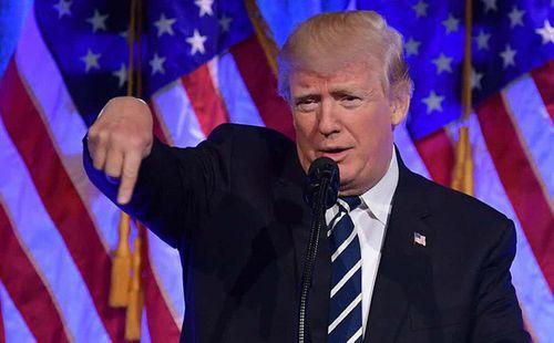 Tổng thống Donald Trump tụt 212 bậc trong bảng xếp hạng tỷ phú thế giới - Ảnh 1