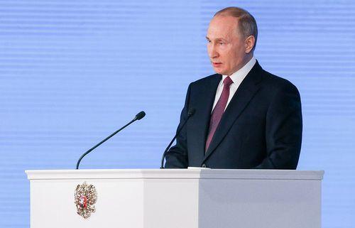 Tổng thống Putin tuyên bố chỉ sử dụng vũ khí hạt nhân như một biện pháp đáp trả - Ảnh 1