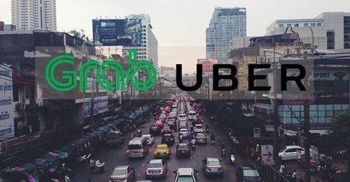Grab sắp hoàn thành thương vụ mua lại Uber ở Đông Nam Á? - Ảnh 1