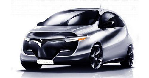 VINFAST công bố 17 mẫu ô tô điện đẹp long lanh - Ảnh 3