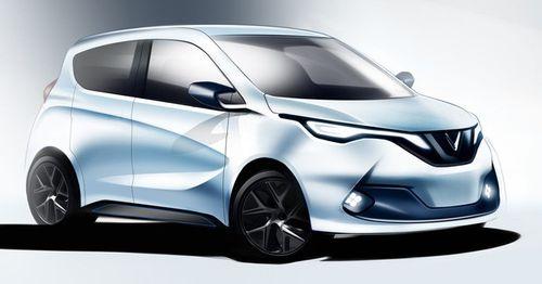 VINFAST công bố 17 mẫu ô tô điện đẹp long lanh - Ảnh 6