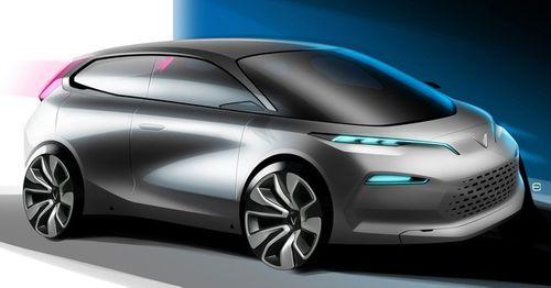 VINFAST công bố 17 mẫu ô tô điện đẹp long lanh - Ảnh 9