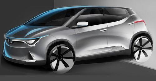 VINFAST công bố 17 mẫu ô tô điện đẹp long lanh - Ảnh 12