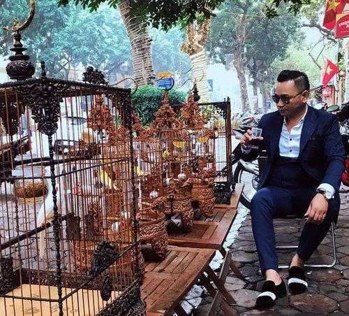 """Choáng ngợp bộ sưu tập chim """"khủng"""" giá 10 tỷ đồng của đại gia Việt  - Ảnh 1"""