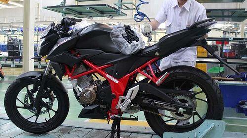 Hàng loạt mẫu xe mô tô phân khối lớn về Việt Nam? - Ảnh 1