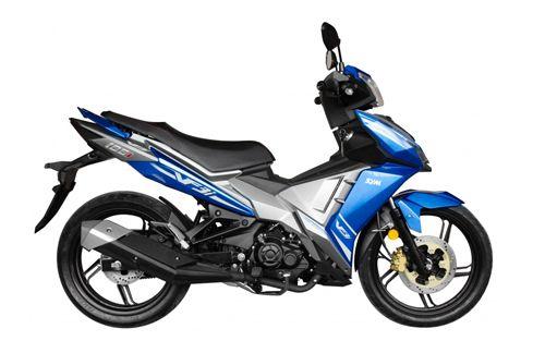 Ra mắt mẫu xe côn SYM VF3i giá từ 2.000 USD - Ảnh 1