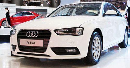 Audi Việt Nam triệu hồi xe A4 và A5 Sportback vì dính lỗi phần nội thất - Ảnh 1