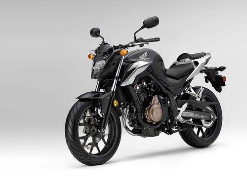 Hàng loạt mẫu xe mô tô phân khối lớn về Việt Nam? - Ảnh 4