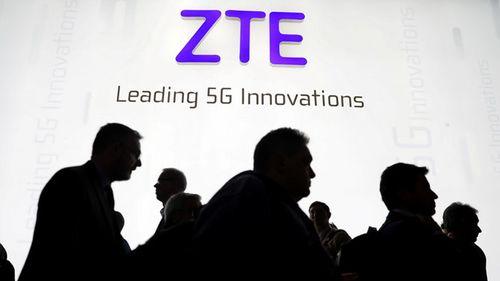 Mỹ ra lệnh trừng phạt với công ty ZTE của Trung Quốc - Ảnh 1