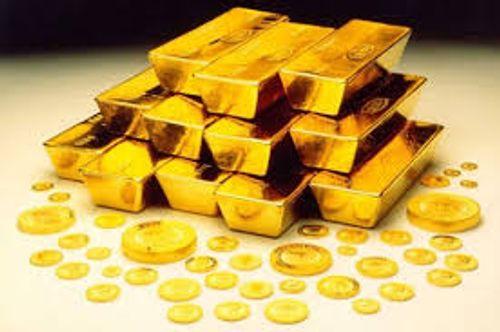 Giá vàng hôm nay 19/4/2018: Vàng SJC trượt dốc, tiếp tục giảm thêm 60 nghìn đồng - Ảnh 1