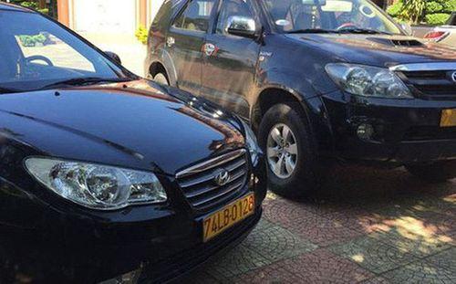 Kiến nghị taxi công nghệ dùng biển màu vàng để siết chặt quản lý - Ảnh 1