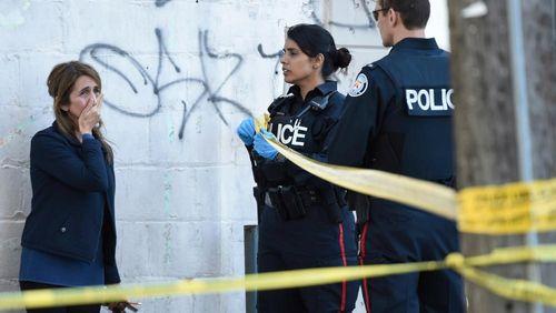Hiện trường vụ đâm xe kinh hoàng khiến nhiều người thương vong ở Canada - Ảnh 4