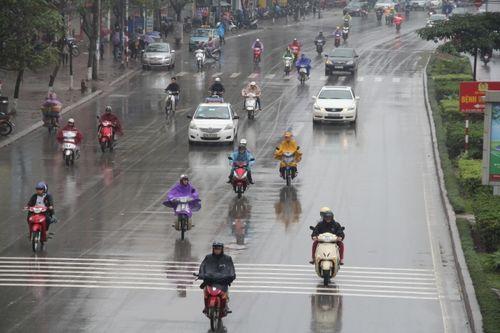 Dự báo thời tiết 24/4: Hà Nội có mưa rào và dông - Ảnh 1