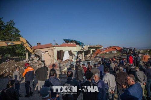 Động đất mạnh 5,2 độ richter tại Thổ Nhĩ Kỳ, 39 người bị thương - Ảnh 1