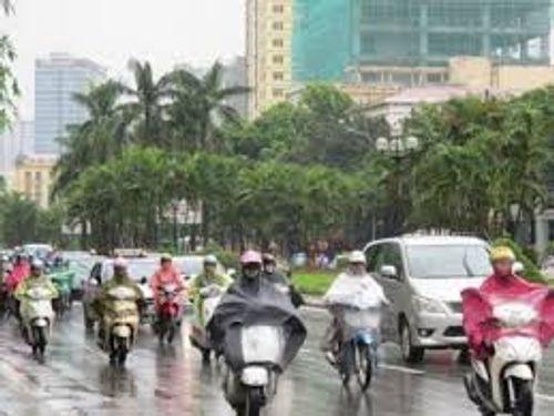 Dự báo thời tiết 25/4: Miền Bắc mưa to và gió mạnh vì không khí lạnh - Ảnh 1