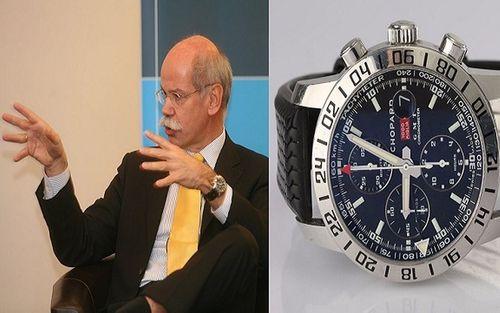 Những chiếc đồng hồ nào được các CEO quyền lực nhất thế giới lựa chọn? - Ảnh 3