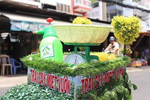 Xe trái cây có wifi, nhạc bolero độc nhất vô nhị ở Sài Gòn - Ảnh 3