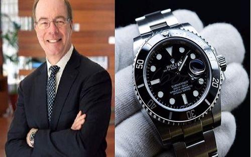 Những chiếc đồng hồ nào được các CEO quyền lực nhất thế giới lựa chọn? - Ảnh 2