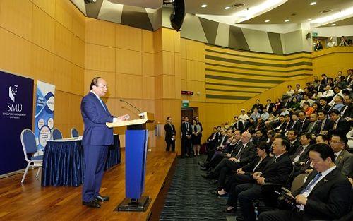 Chuyến thăm chính thức Singapore và dự Hội nghị Cấp cao ASEAN của Thủ tướng thành công tốt đẹp - Ảnh 2